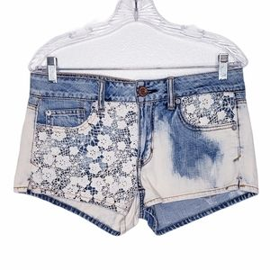 American Eagle Outfitters Shortie Denim Shorts 6